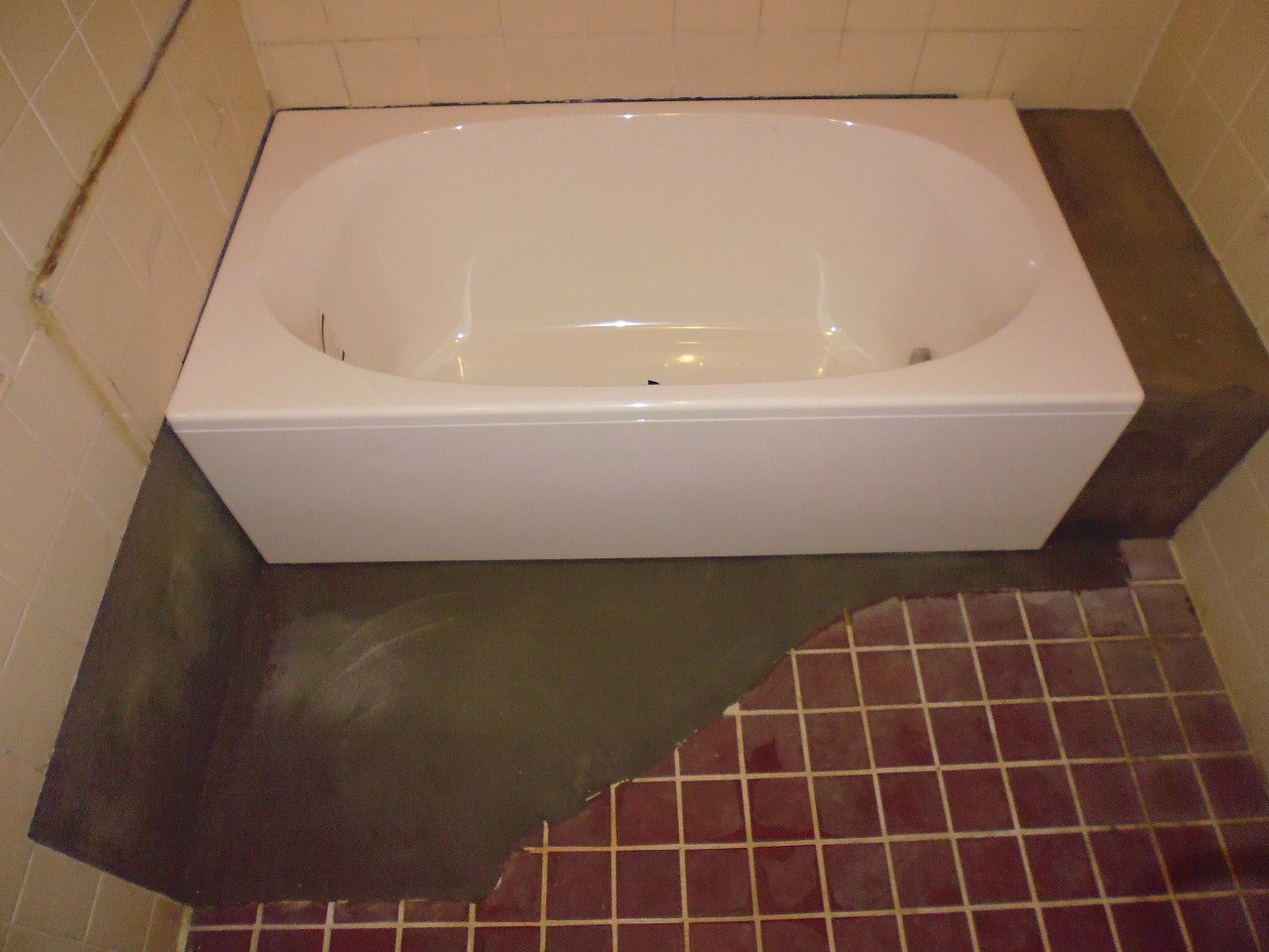 横浜市,都筑,浴槽,水栓,エコ