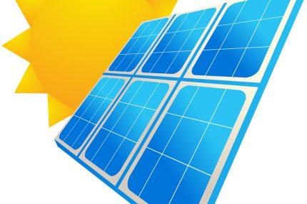 ソーラーパネル取付で太陽光発電