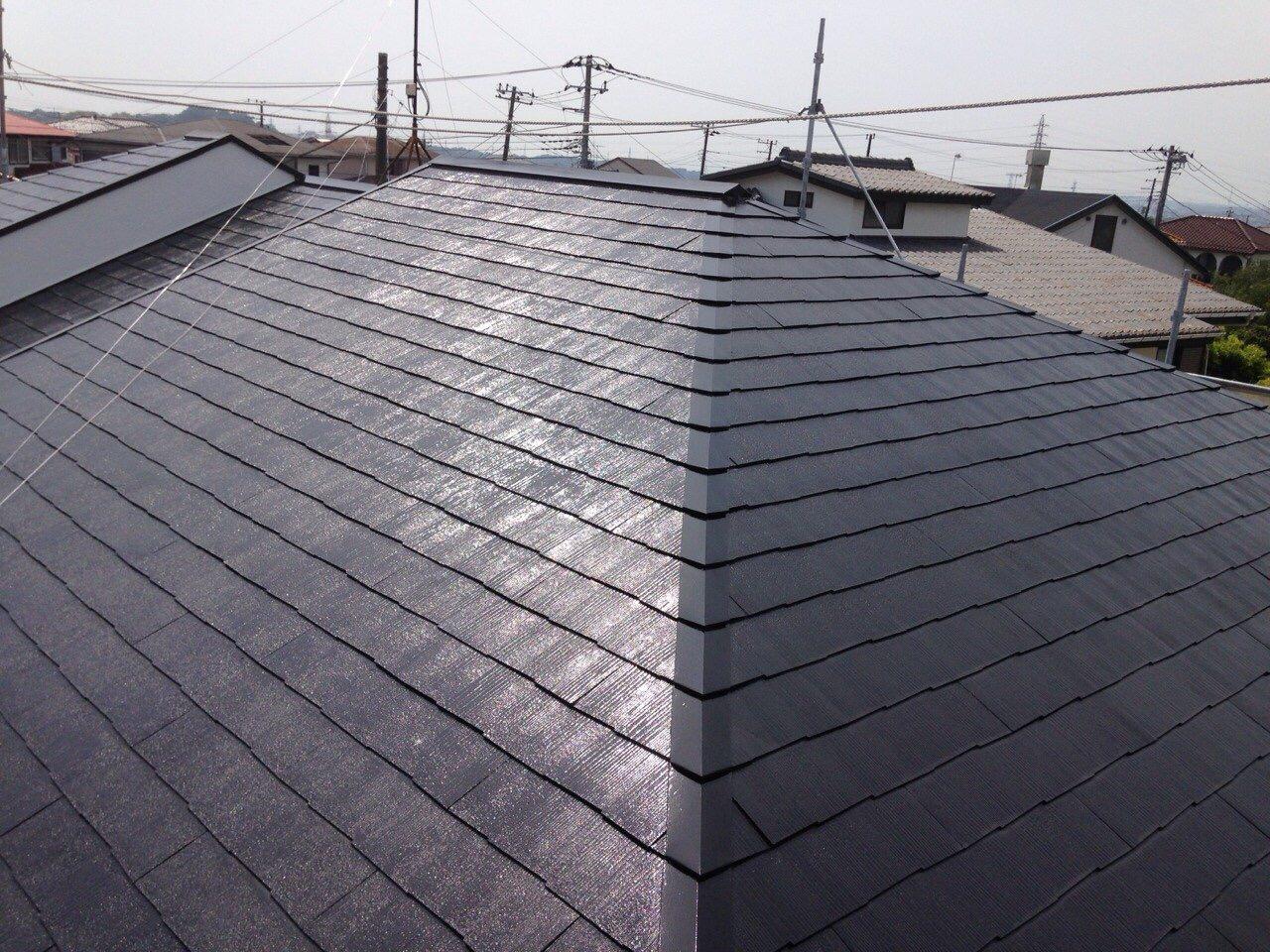 鎌倉市,梶原,屋根,塗装,リフォーム