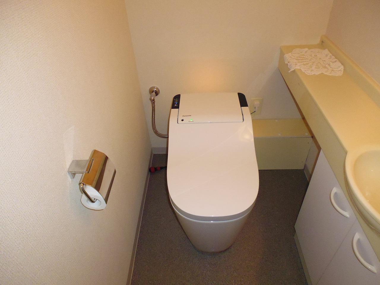 横浜市,栄区,トイレ
