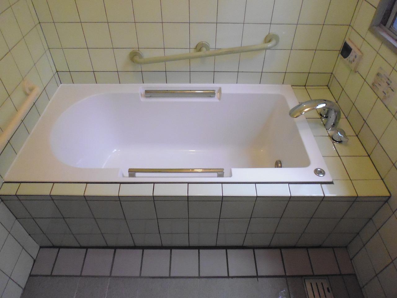 横浜市,中区,浴槽,リフォーム