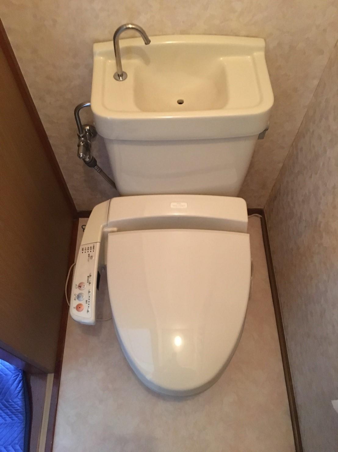 綾瀬市,蓼川,トイレ