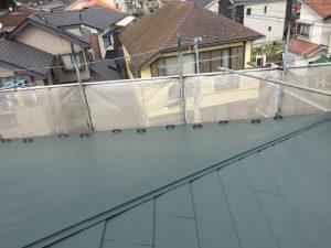 南希望が丘〜新井邸〜屋根カバー工事完了写_170517_0003