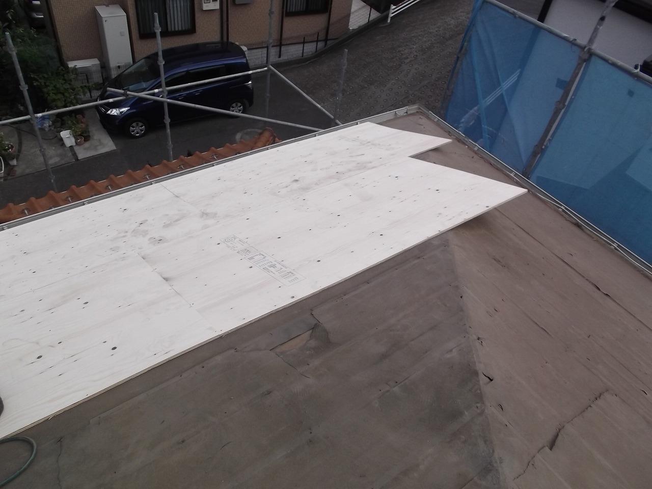 横浜,リフォーム,屋根,雨漏れ、瓦