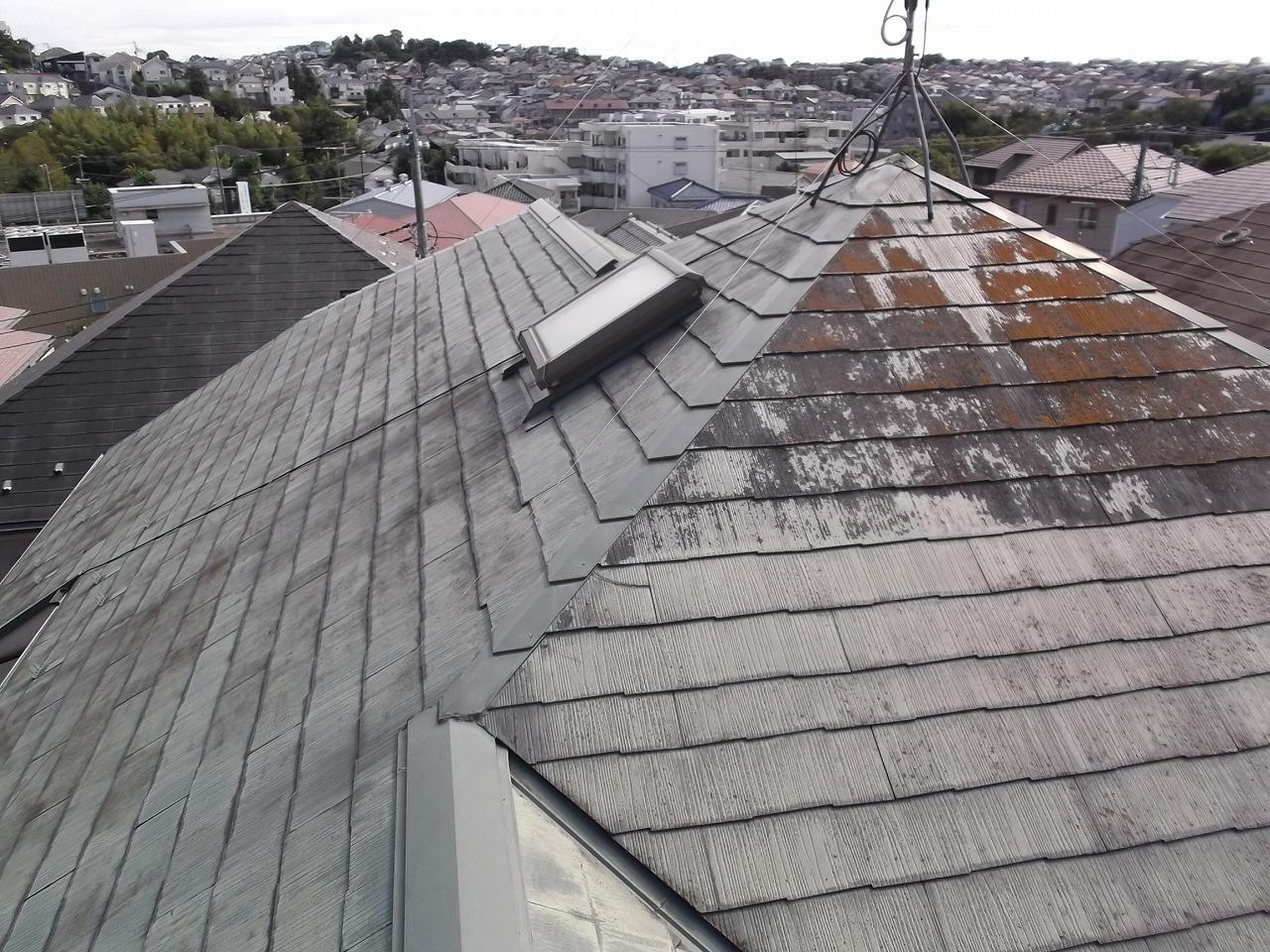 横浜,雨漏れ,屋根,ガルバ,カバー