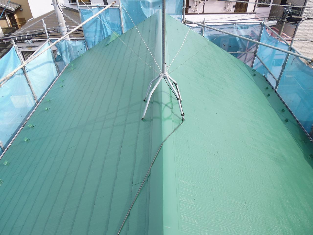 横浜,リフォーム,雨漏れ,カラーベスト,塗装
