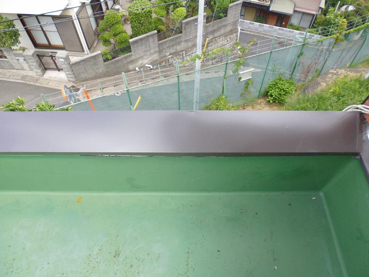 横浜,リフォーム,笠木
