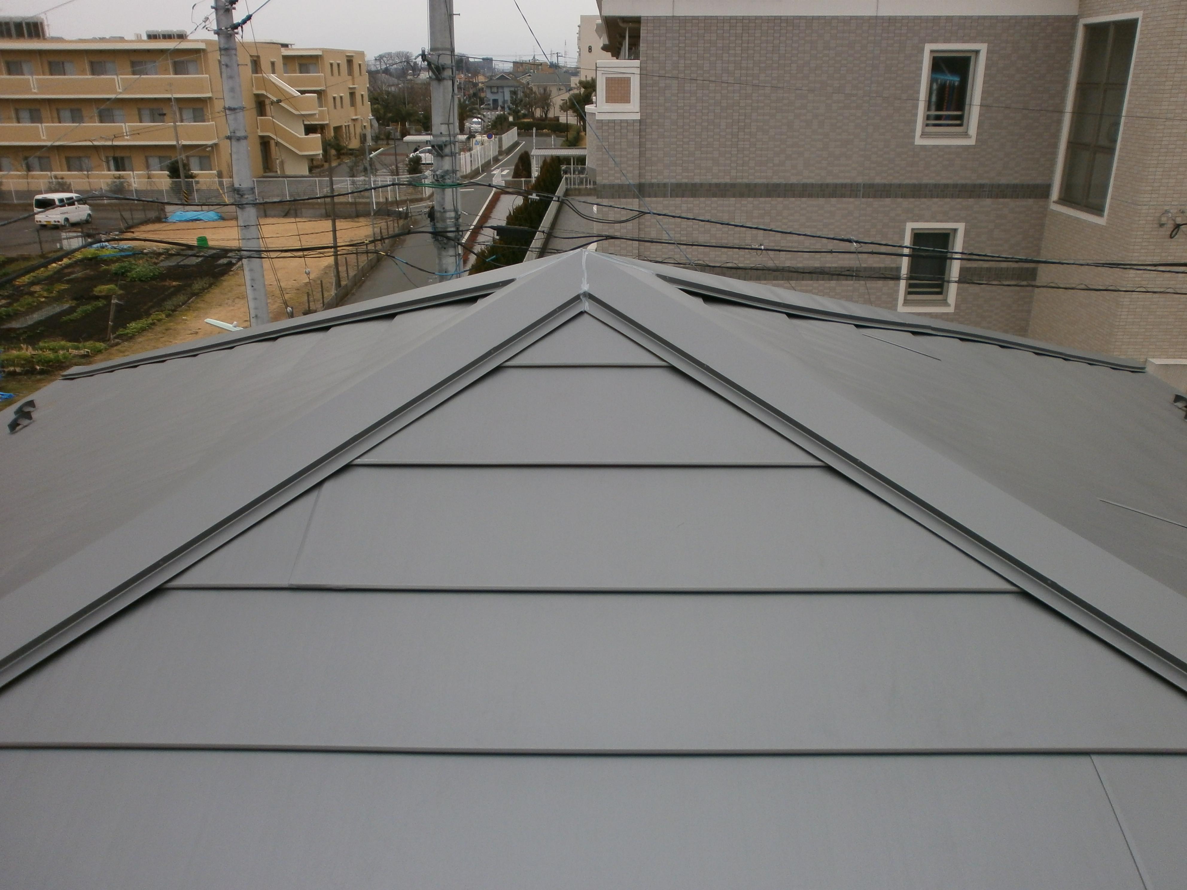 横浜,リフォーム,雨漏れ,葺き替え