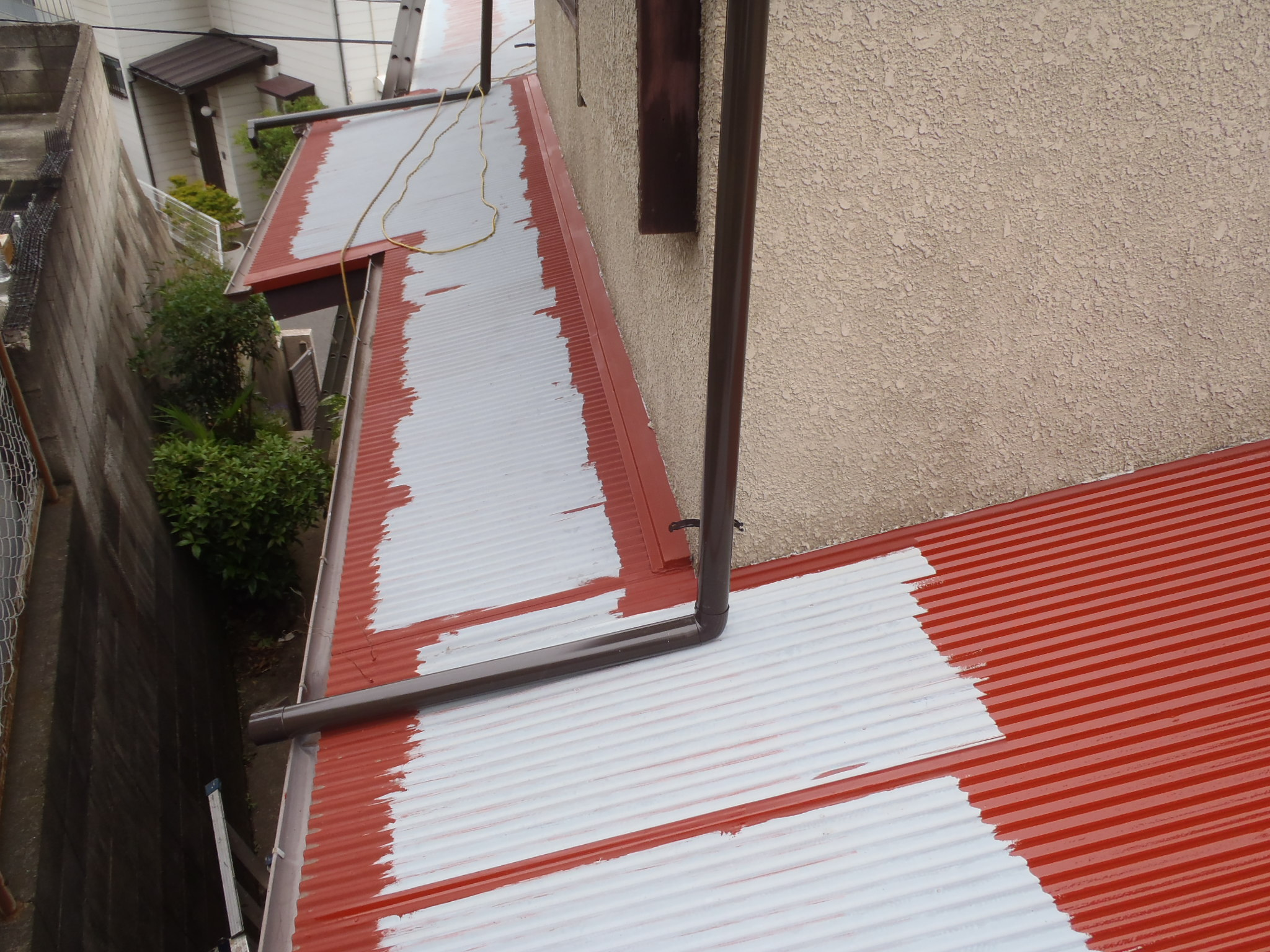 横浜,リフォーム,屋根塗装