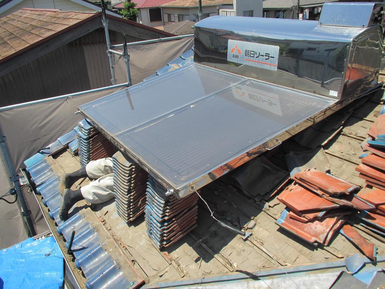 屋根,横浜,雨漏れ,瓦,金属屋根