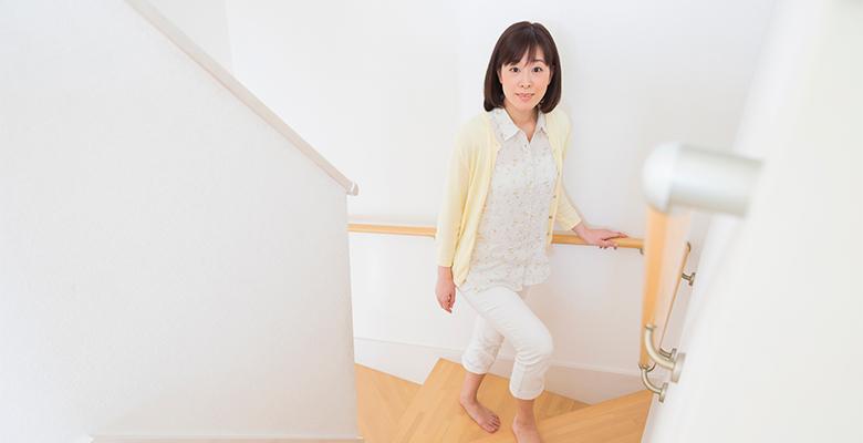 安全な階段にしよう! 階段リフォームのポイント
