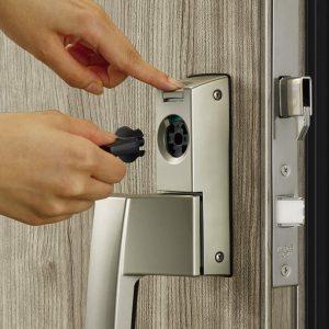 玄関,ドア,防犯,安心,鍵