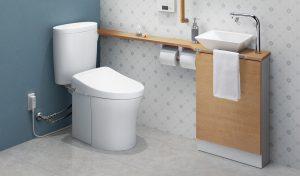 トイレ,独立手洗い器,空間,手洗い器,リフォーム